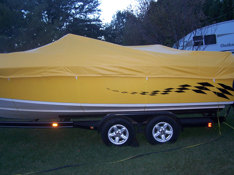 Boat Covers | Upholstery | Anchor Stitch | Greenville Easley SC